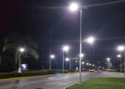 Hitechled D3 new design integrated solar lamps