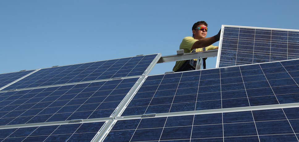 Solar Renewable energy set to be cheaper