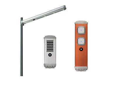 A1 series all in one solar street light