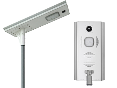 D3 series all in one solar street light